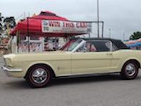Restored 1965 Ford Mustang Convertible